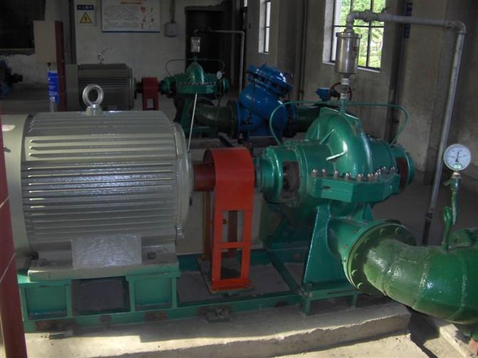 永洋钢铁水厂电炉泵