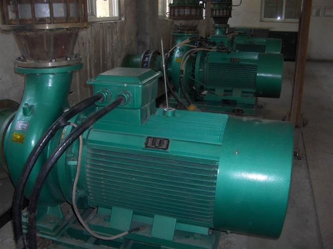 永洋钢铁水厂2#制氧泵