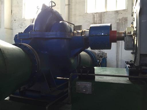 江苏协鑫硅材料有限责任公司水泵节能改造项目